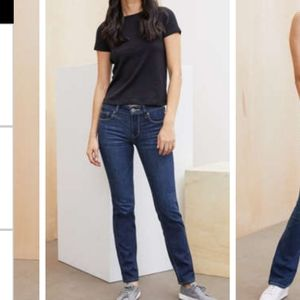 AMERICAN EAGLE - Mid Skinny Jeans